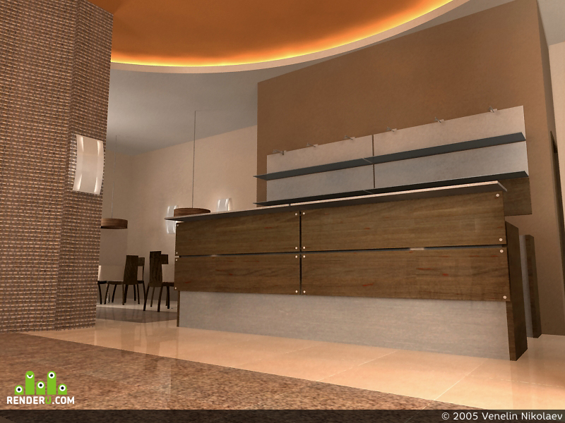 preview hotel's restaurant