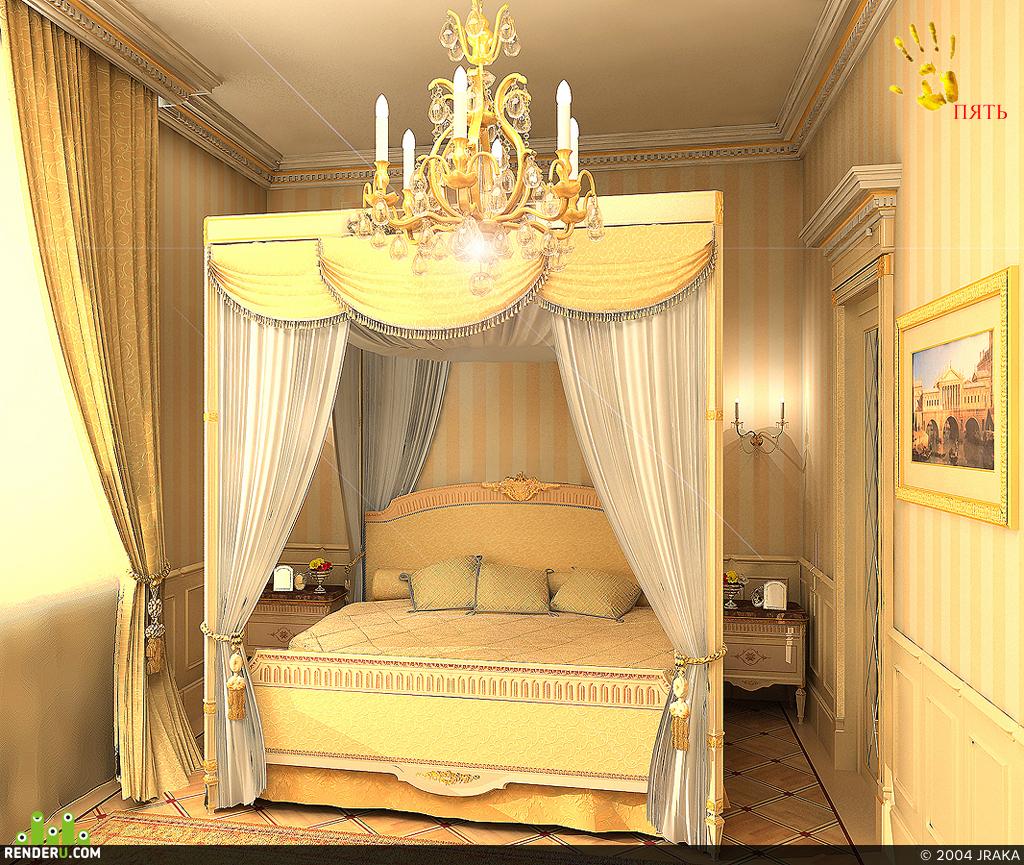 preview Спальня Горки 9