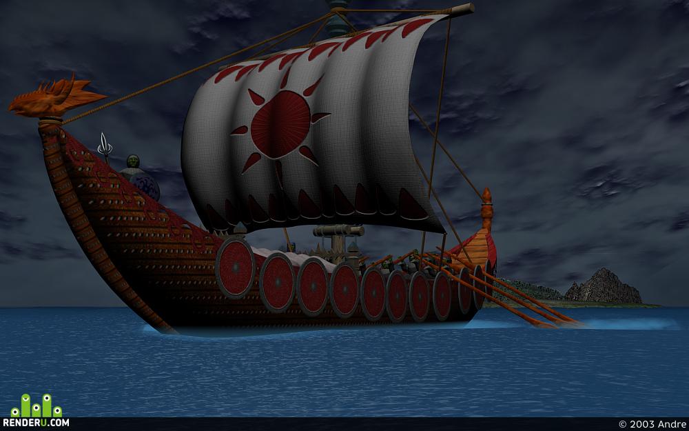 preview Корабль гоблинов