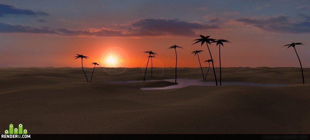 preview Desert Eve