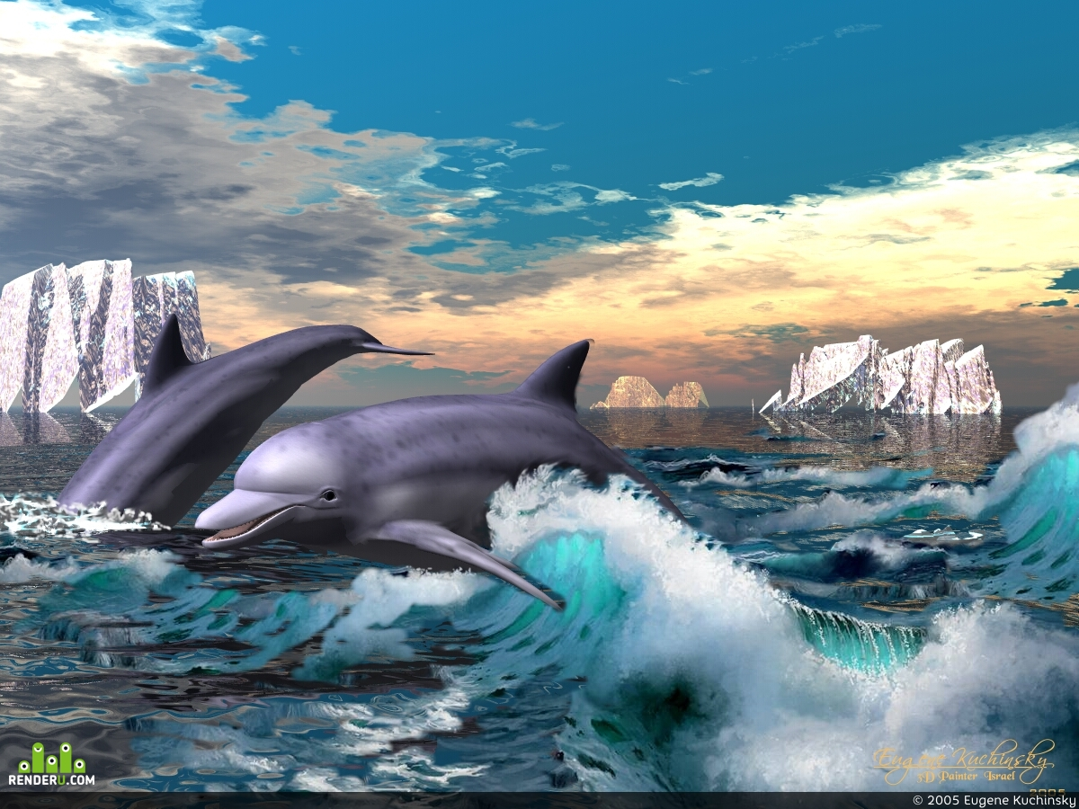 preview Dolphins