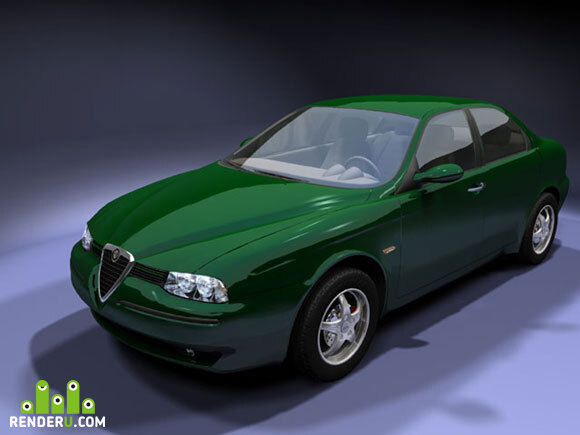 preview Alfa-Romeo 156