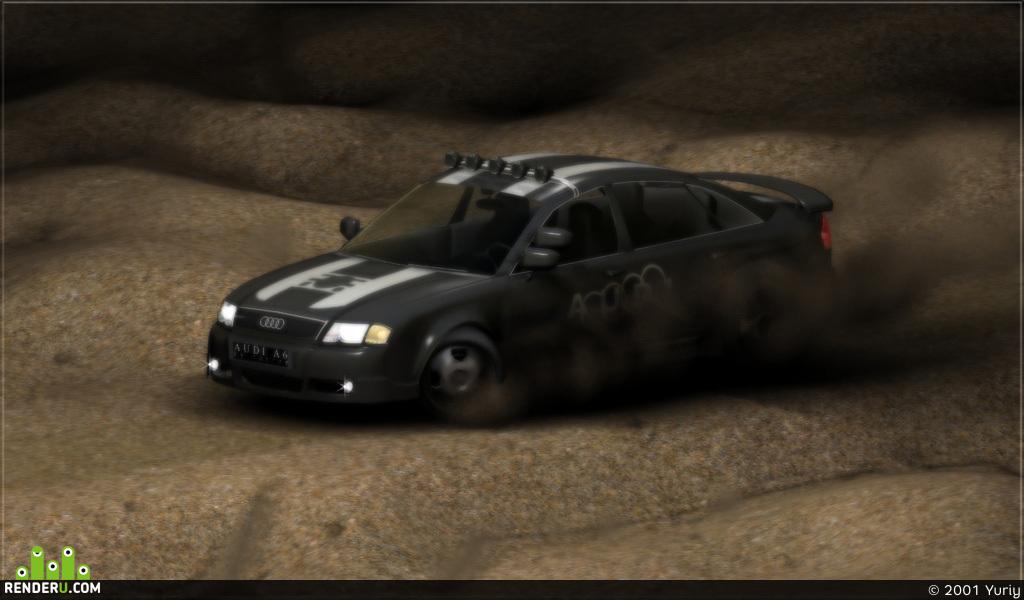 preview Audi safary