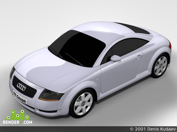 preview Audi TT Coupe