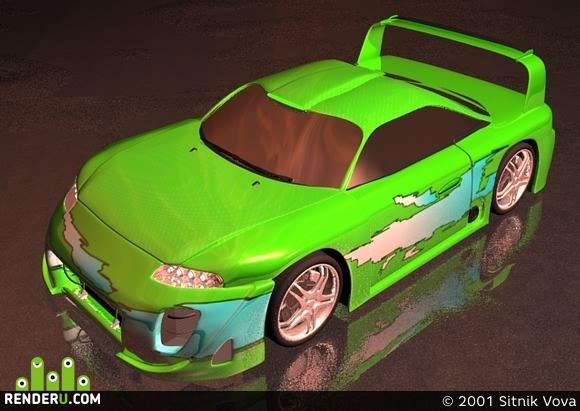 preview Mazda Nitro Version