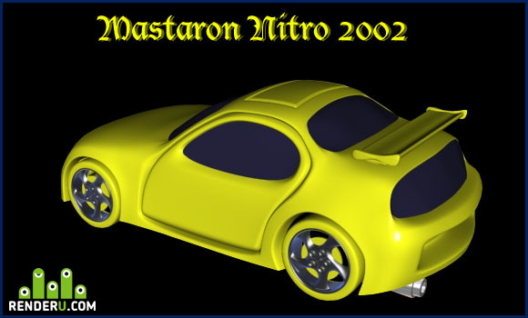 preview Mastaron Nitro 2002