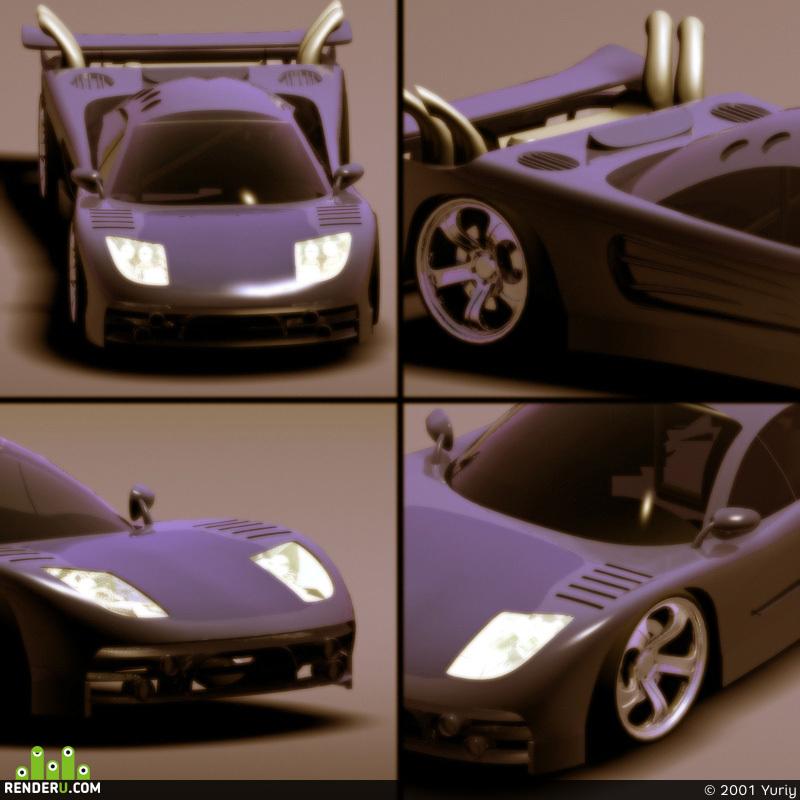 preview X2 GTR turbo