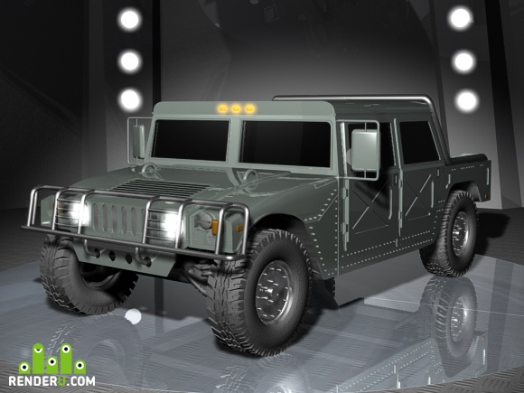preview Hummer