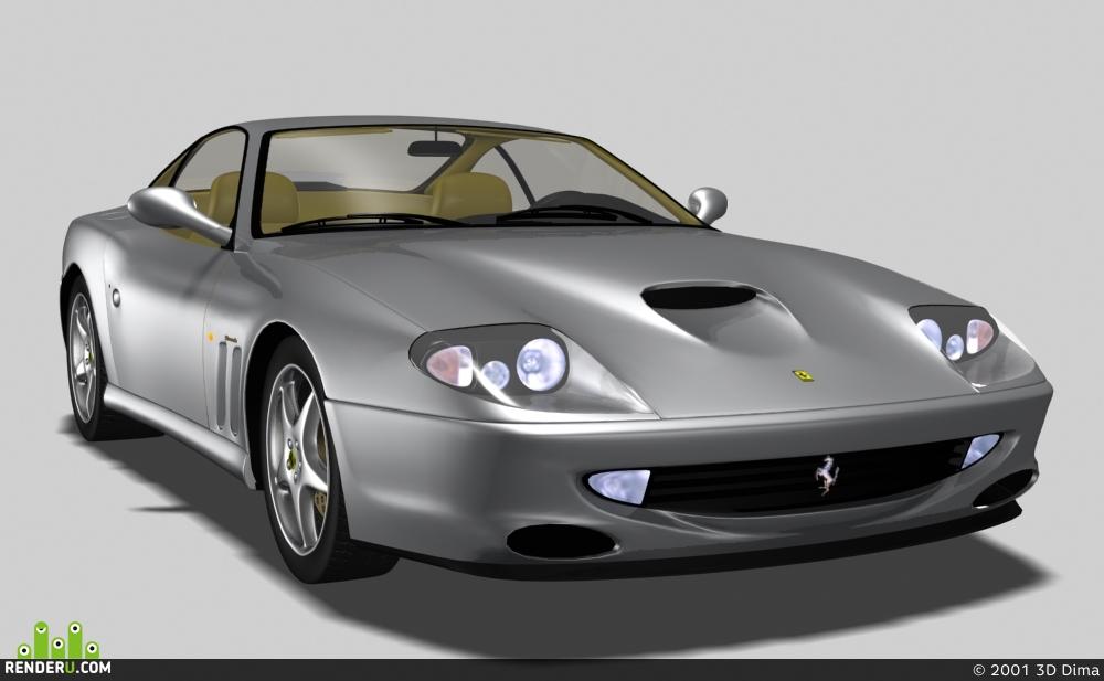 preview Maranello550