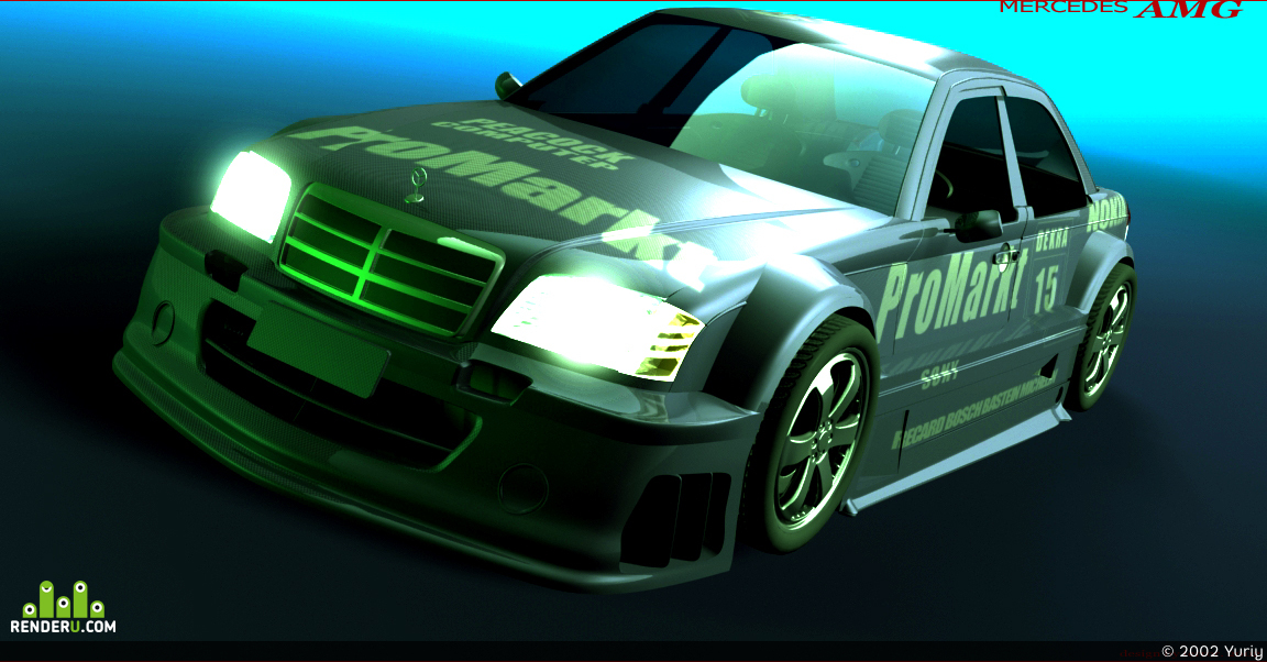 preview Mercedes AMG