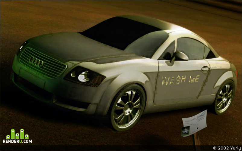 preview AUDI -T-T-