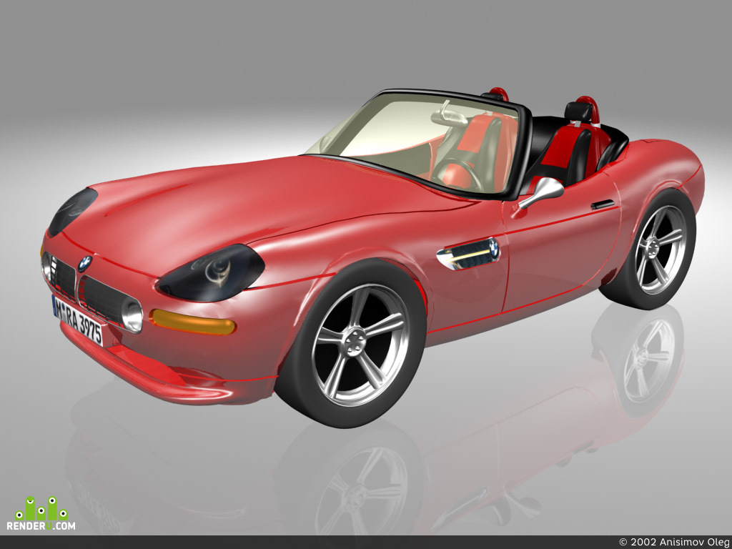 preview BMW Z8