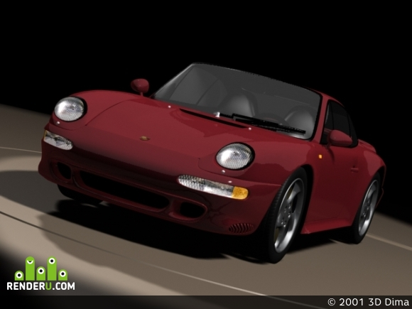 preview Porscher Turbo 911