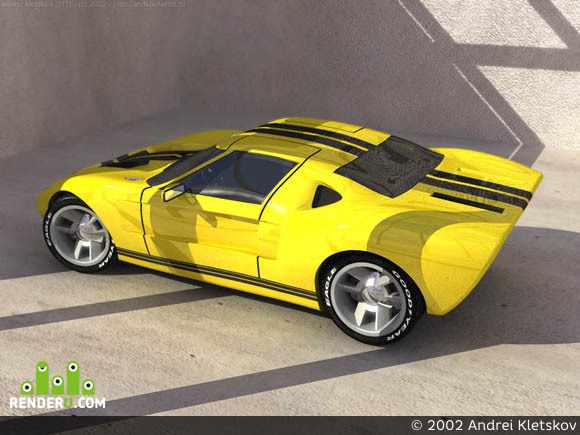 preview ~ford GT40