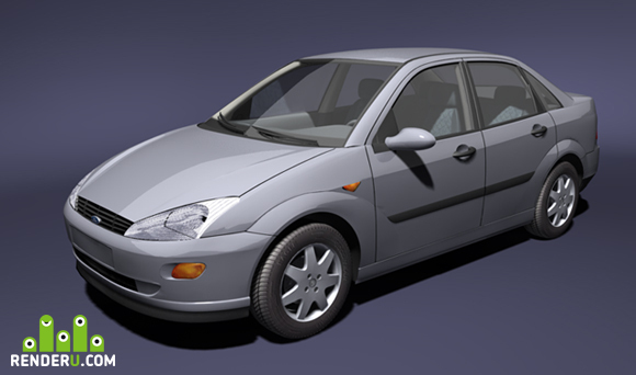 preview Ford focus