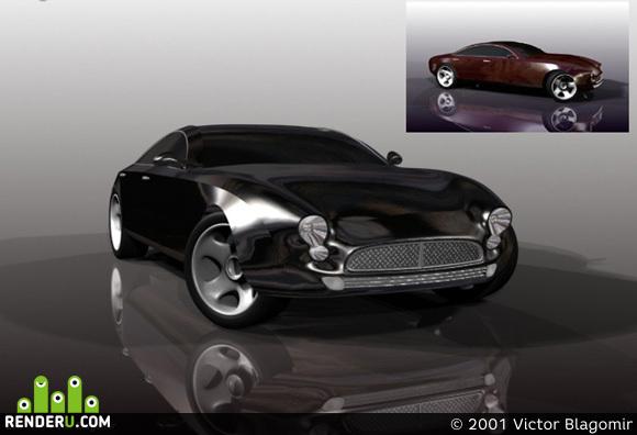 preview Jaguar VB-1