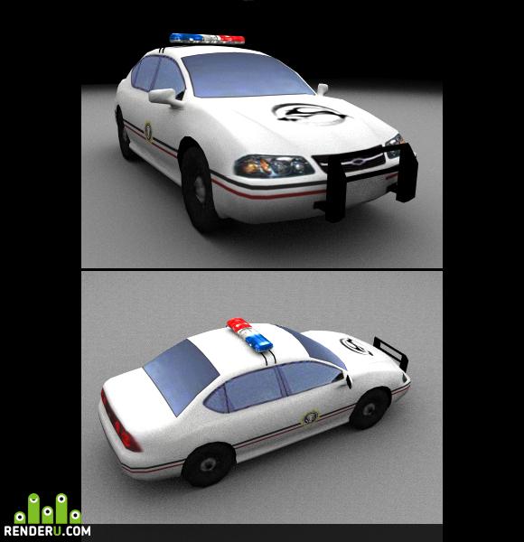 preview Chevrolet Impala LS (COP EDIT)