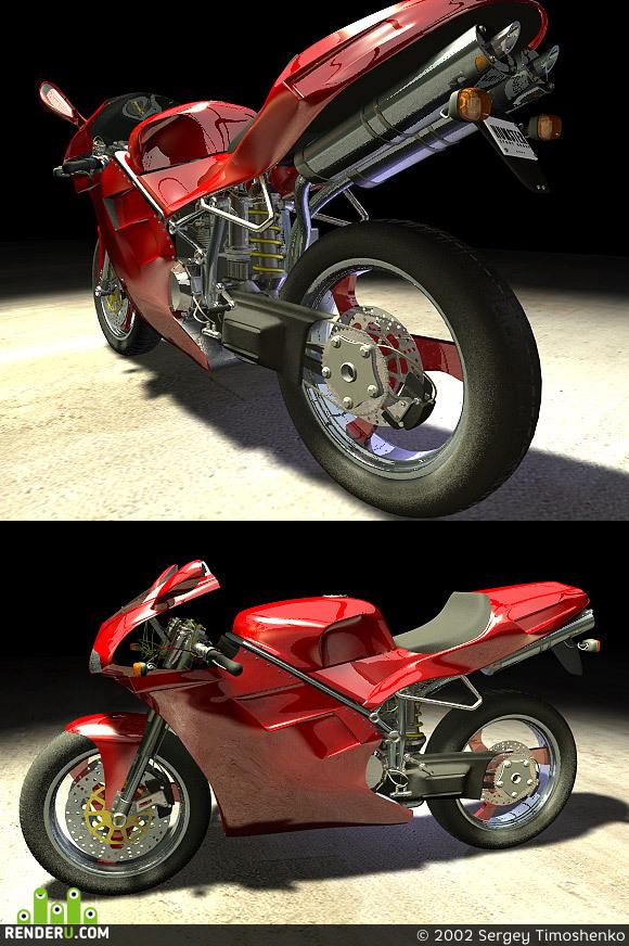 preview Ducati 748