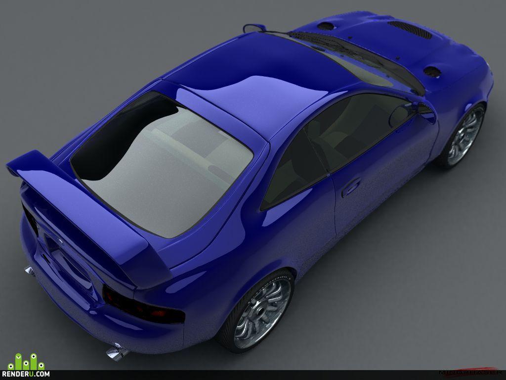 preview Toyota CLICA GT4