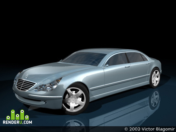 preview Mercedes E-classe concept