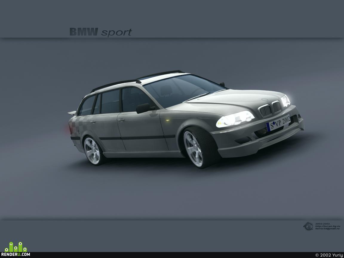 preview BMWi3 W