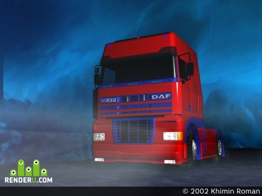 preview DAF 95XF