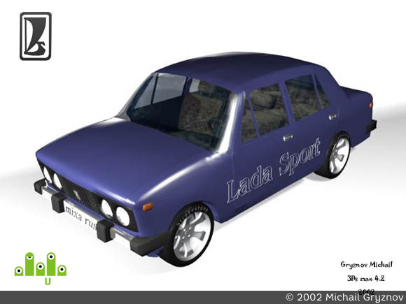 preview ВАЗ-2106 (маховская версия!!!)