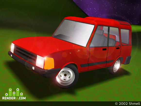 preview Land Rover Discovery