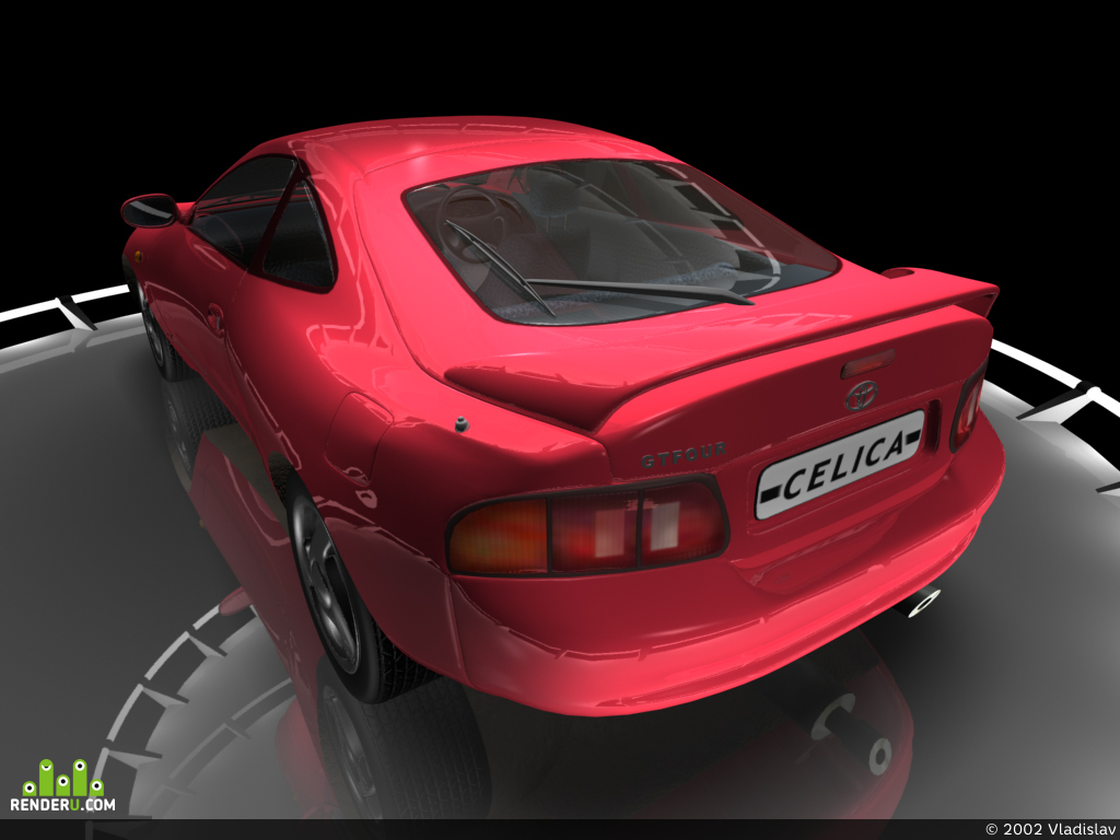 preview Toyota Celica GT4