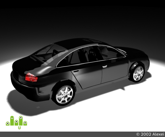 preview Audi A-6
