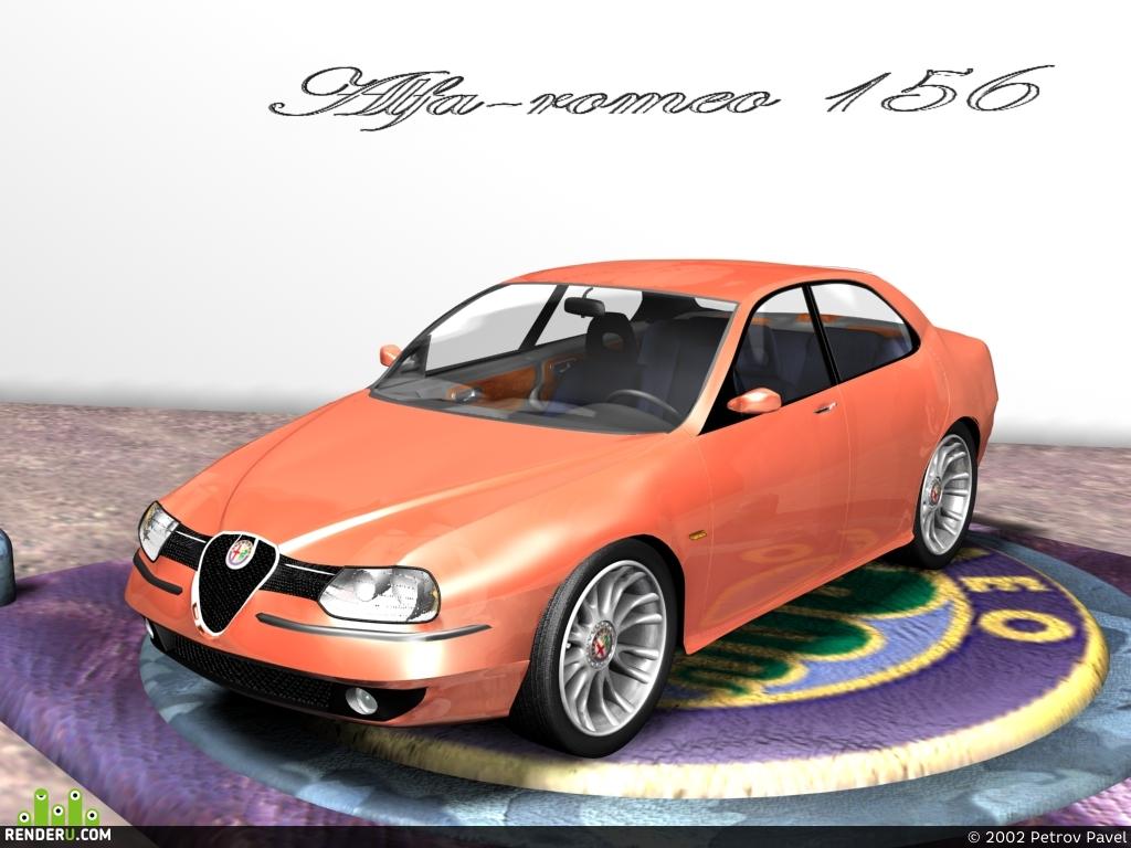 preview Alfa-Romeo 156