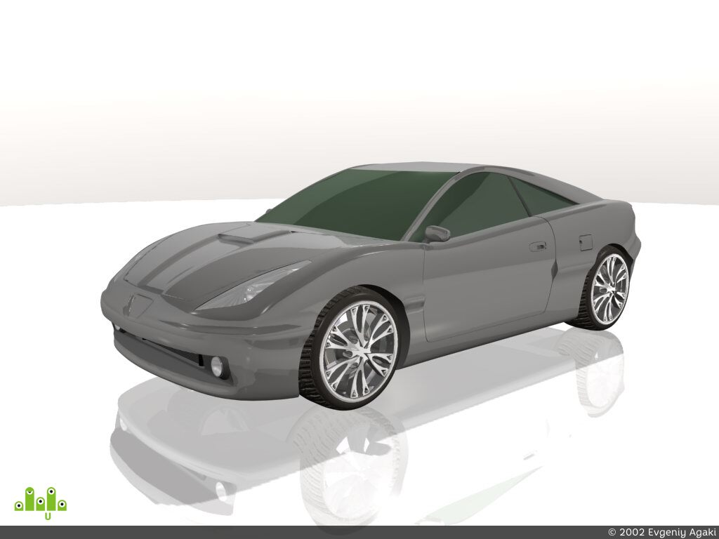 preview Toyota Celica 2002 (japanese version)