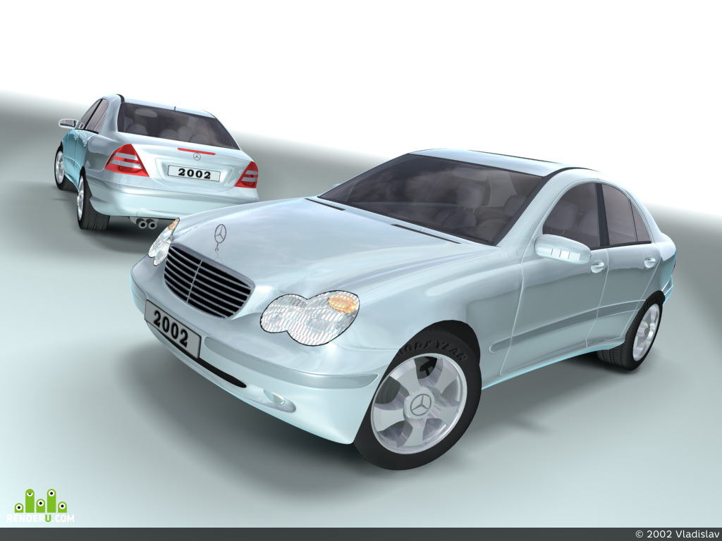 preview Mercedes Benz C-Klasse