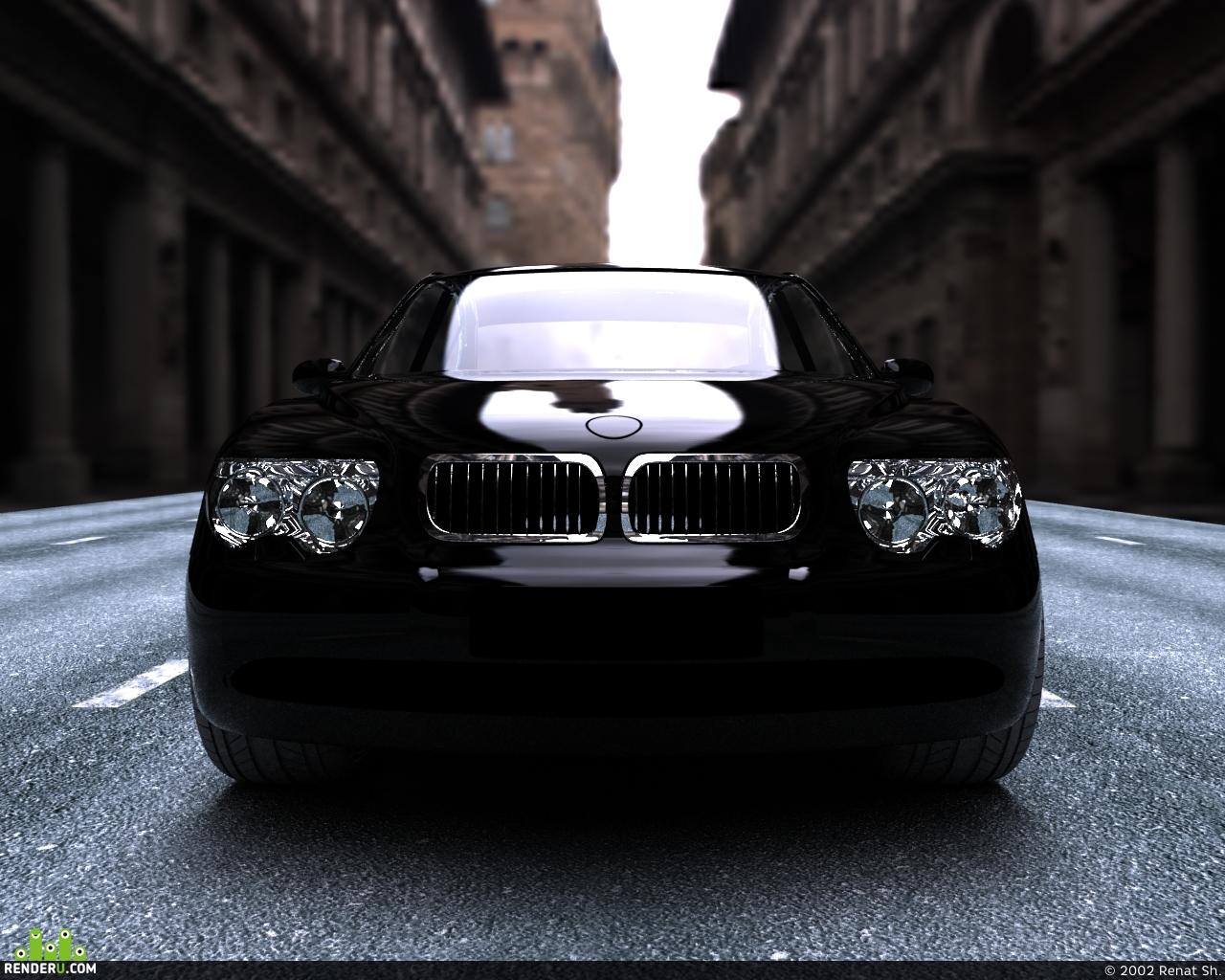 preview BMW se7en