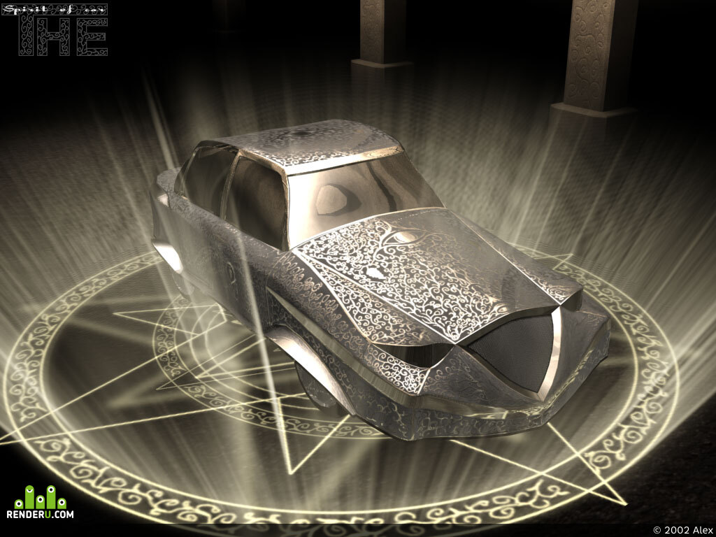 preview The spirit of car