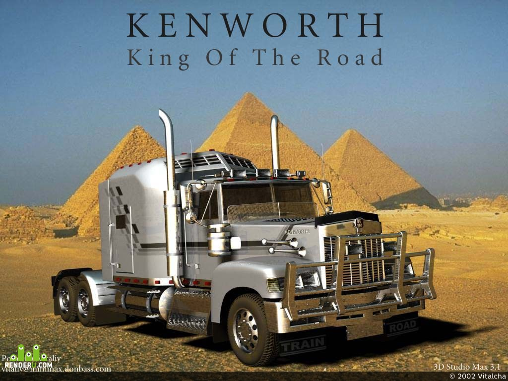 preview Kenworth-King Of The Road