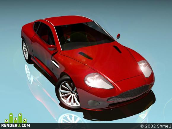 preview V12 Vanquish