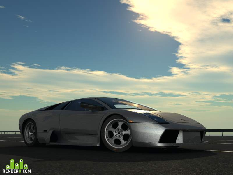 preview Lamborghini  Murcielago