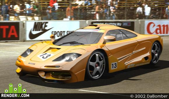 preview Mclaren F1