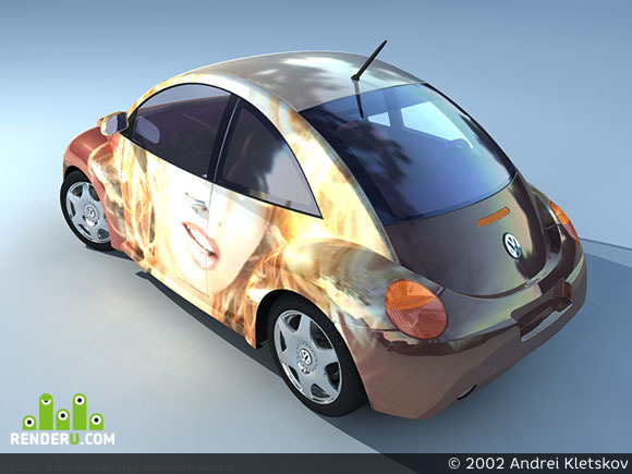 preview vw new beetle