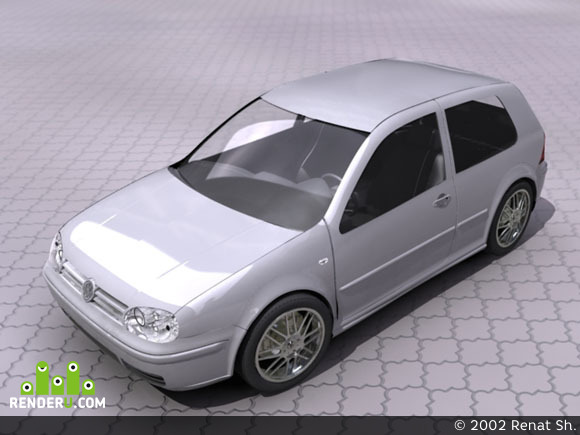 preview VW Golf IV