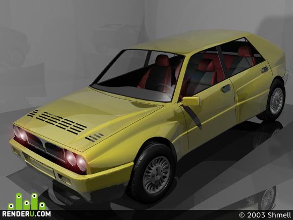 preview Lancia Delta Integrale