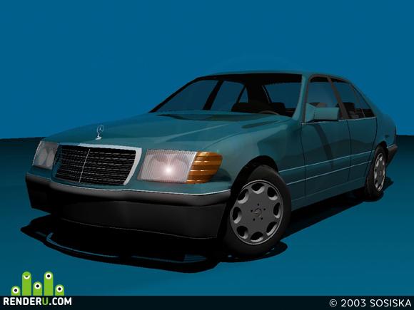 preview Mercedes s-klasse