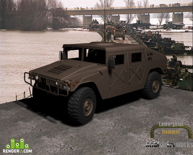 preview hummer(army)