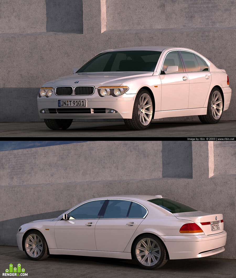 preview BMW 7