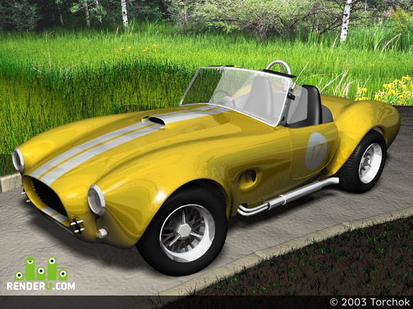 preview Shelby Cobra
