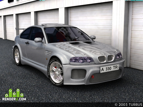 preview BMW-330 twin turbo