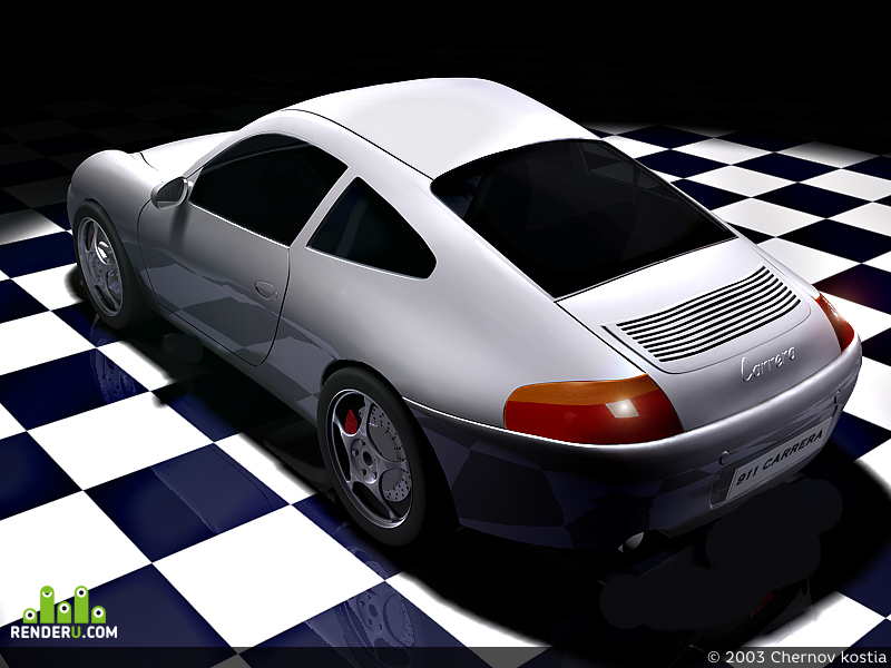 preview porsche 911 coupe carrera 4