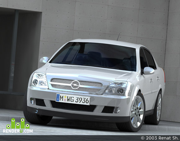 preview Opel Vectra 2002