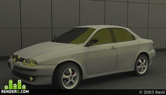 preview Alfa Romeo 156